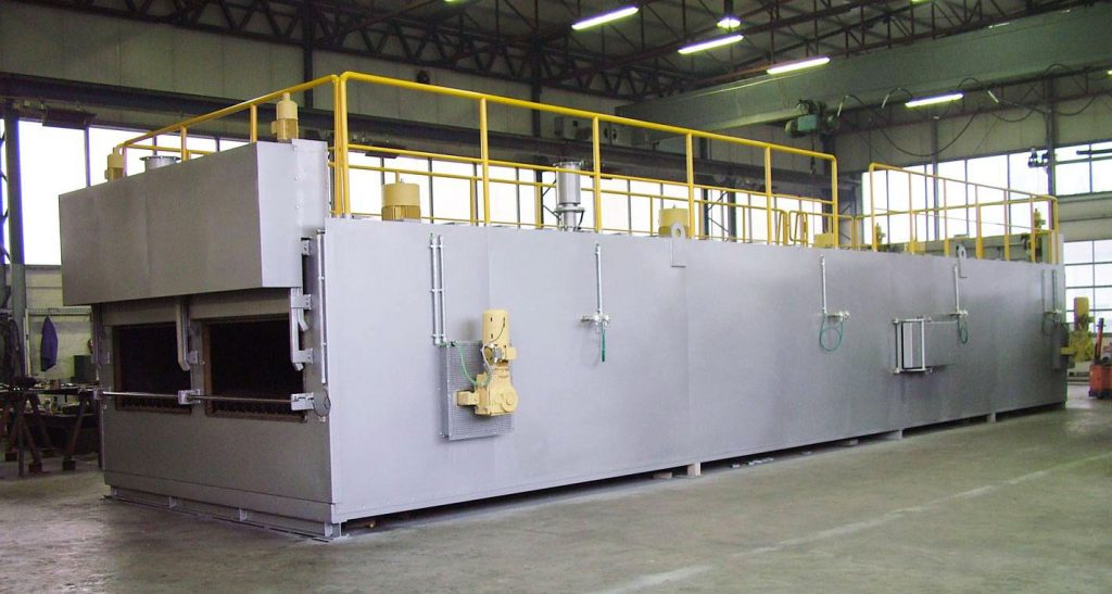 Tempering Furnace for steel